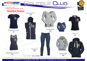 Boutique Beaujoire Basket Club